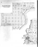 Ottawa and Sharon, Lexington - Left, Le Sueur County 1898